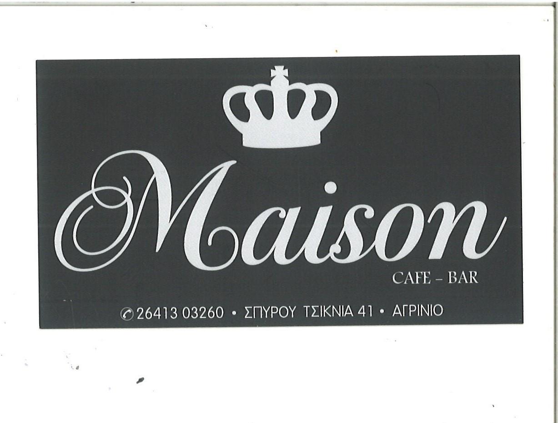 Maison-Cafe